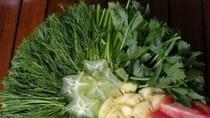 13 loại rau thơm chữa bệnh bà nội trợ nên biết