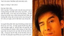 Đan Trường viết tâm thư thừa nhận từng 'yêu' fan cuồng