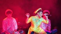Quán quân The Voice 2013 khiến Mr Đàm muốn đi cùng chặng đường còn lại