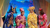 'Bà Tưng',  'thảm họa' Quân Kun lên sóng Táo quân 2014