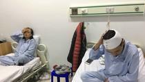 Bảo vệ bệnh viện vung dùi cui đập vỡ đầu người nhà bệnh nhân