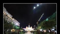 Khoảng lặng trước vẻ đẹp Sài Gòn về đêm
