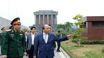 Bảo vệ tuyệt đối an toàn thi hài Chủ tịch Hồ Chí Minh