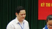 Một mình ông Vũ Trọng Lương làm sao cõng được 114 thí sinh?