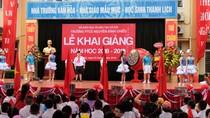 Ngày khai trường ấm áp nghĩa tình của trường Nguyễn Đình Chiểu