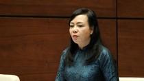 Bộ trưởng Y tế đề nghị hành động nhằm bảo vệ nòi giống trước mắt và lâu dài