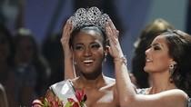 Hoa hậu Angola bất ngờ đăng quang Miss Universe