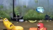 Vỡ bụng cười vì đôi bạn ấu trùng (2): Thấy bở mài... mãi!
