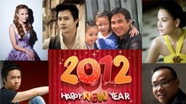 10 người nổi tiếng chúc năm mới 2012