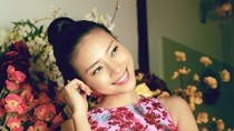 Nụ cười mùa xuân tỏa nắng của Ngô Thanh Vân