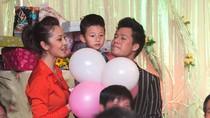 Jennifer - Quang Dũng tổ chức sinh nhật cho con trai