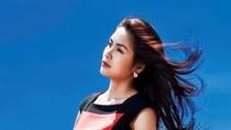 'Rò rỉ' bộ ảnh xuân hè: Tăng Thanh Hà lại đẹp từng centimet