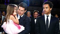 Katie Holmes đột ngột ký đơn ly dị Tom Cruise