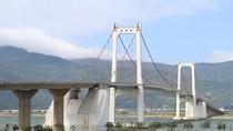 Cầu Thuận Phước xuất hiện nhiều vết nứt chằng chịt