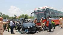 Tai nạn thương tâm, 4 người chết tại chỗ