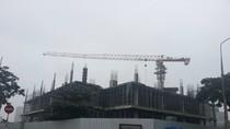 Giữa Đà Nẵng có một Khu phức hợp Trung tâm Thương mại xây không phép