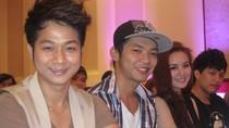 Mai Quốc Việt dự ra mắt album của Quang Hà