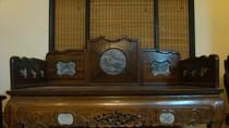 Ảnh độc: Sạp Tam thành Bát bửu của vua ThànhThái