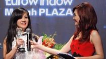 Hồng Nhung đoạt giải Bài hát yêu thích tháng 8