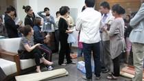 """Cư dân Keangnam bị """"cấm cửa"""" không cho về nhà"""