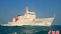 Trung Quốc rút 2 tàu, để lại 1 tàu trực tại bãi cạn Scarborough