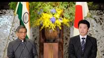 Nhật Bản, Ấn Độ tập trận chung lần đầu tiên, biển Đông thành tiêu điểm