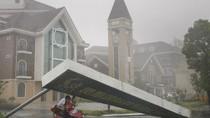 Cập nhật ảnh bão Hải Quỳ tàn phá Trung Quốc