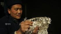Nghề chạm bạc của người Mèo Trung Quốc
