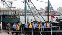 Hàn Quốc: Ngư dân Trung Quốc rất manh động