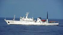 4 tàu Hải giám kéo ra Senkaku bắc loa kêu gọi CSB Nhật Bản rời đi