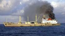 Cháy tàu Trung Quốc trên biển Hoa Đông, Nhật Bản cứu sống 64 thủy thủ