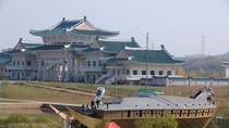 Thăm công viên hiện đại nhất Bắc Triều Tiên
