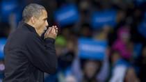Obama nỗ lực vận động tranh cử nước rút trong cái rét co ro