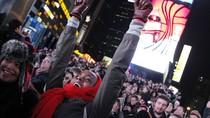 Cử tri Mỹ ăn mừng Tổng thống Obama tái đắc cử