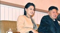 Kim Jong-un dẫn vợ đi xem bắn súng, đấu bóng chuyền