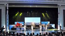 Kim Jong-un mở đại yến mừng thành công vụ phóng tên lửa Unha-3