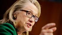 """Hillary Clinton: Tình hình Biển Đông, Hoa Đông """"rất khó khăn"""""""