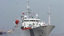 """Trung Quốc giao Hải giám thống lĩnh các lực lượng """"tuần tra"""" Biển Đông"""