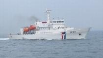 Đài Loan lắp pháo 40 mm cho tàu CSB chuẩn bị kéo ra Senkaku
