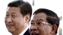 """Tập Cận Bình hứa rót tiền, Campuchia ủng hộ """"lợi ích chiến lược"""" TQ"""