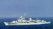 Hạm đội Nam Hải, Trung Quốc tuần tra, tập trận trái phép ở Trường Sa