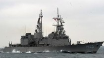 Đài Loan kéo chiến hạm vượt ranh giới áp sát vùng biển Philippines