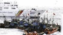 Tàu cá Trung Quốc xâm nhập trái phép chống trả quyết liệt CSB Hàn Quốc