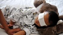 Gia đình cậu bé Trung Quốc bị móc mắt phủ nhận bác dâu là hung thủ