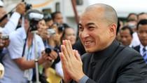Quốc vương Campuchia mời Hun Sen, Sam Rainsy cùng vào cung nghị sự