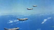 Trung Quốc phái MiG oanh tạc dữ dội, Hoàng Sa thất thủ