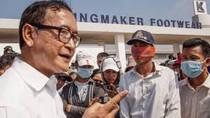 Tòa án Campuchia triệu tập Sam Rainsy và Kem Sokha