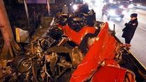 """Tai nạn siêu xe Ferrari tại Bắc Kinh gợi nhớ vụ """"bê bối chính trị"""""""