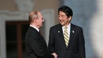 Putin điện đàm với Shinzo Abe về quan hệ song phương và Ukraine