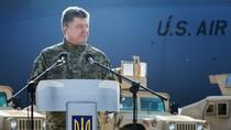 Phe ly khai Ukraine bình luận việc Poroshenko đòi lấy lại Donbas, Crimea